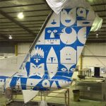 Ensign Aviation | Aircraft Branding